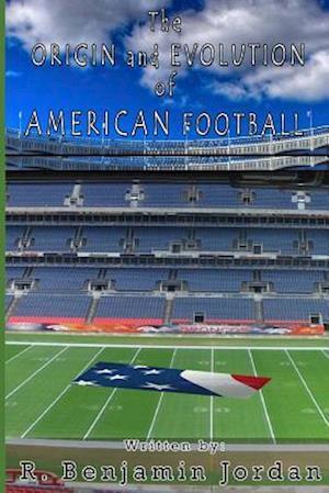 Bog, paperback Origin and Evolution of American Football af R. Benjamin Jordan
