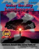 Landscapes - Color Reality