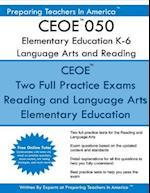 Ceoe 050 Elementary Education Language Arts and Reading