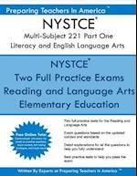 Nystce Multi-Subject 221 Part One Literacy and English Language Arts