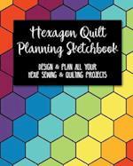 Hexagon Quilt Planning Sketchbook