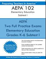 Aepa 102 Elementary Education Subtests I