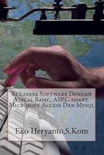 Rekayasa Software Dengan Visual Basic, ASP, C-Sharp, Microsoft Access Dan MySQL