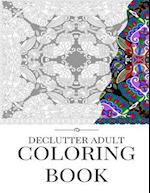Declutter Adult Coloring Book