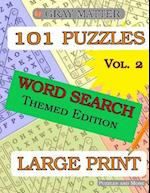 Large Print Word Search Puzzles - Volume 2