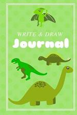 Write & Draw Notepad Journal