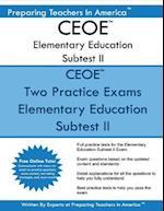 Ceoe Elementary Education Subtest II