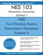 Nes 103 Elementary Education Subtest II