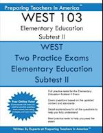 West 103 Elementary Education Subtest II