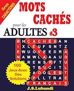 Mots Caches Pour Les Adultes # 3