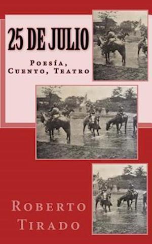 Bog, paperback 25 de Julio af Roberto Tirado
