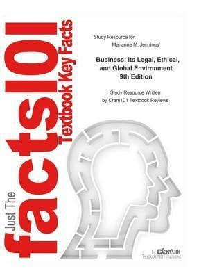 Business, Its Legal, Ethical, and Global Environment af CTI Reviews