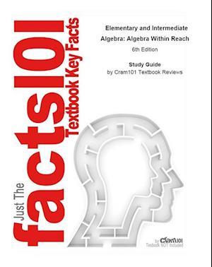 Elementary and Intermediate Algebra, Algebra Within Reach af CTI Reviews