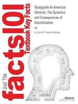 Bog, paperback Studyguide for American Ethnicity af Cram101 Textbook Reviews