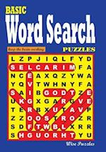 Basic Word Search Puzzles