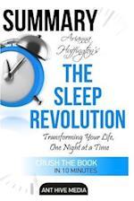 Summary Arianna Huffington's the Sleep Revolution