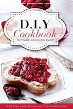 DIY Cookbook to Make Cooking Easy