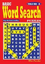 Basic Word Search Puzzles, Vol. 2