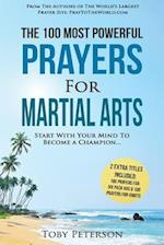 Prayer the 100 Most Powerful Prayers for Martial Arts 2 Amazing Books Included to Pray for Six Pack ABS & Habits