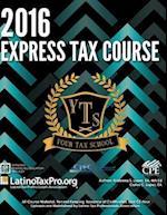 2016 Express Tax Course