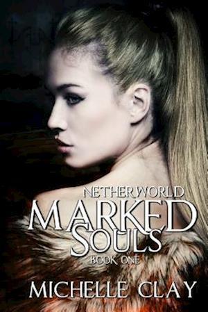 Bog, paperback Marked Souls af Michelle Clay