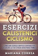 Esercizi Calistenici Ciclismo