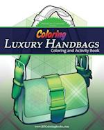 Coloring Luxury Handbags af Christopher R. Anderson