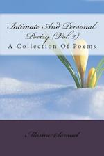 Intimate and Personal Poetry (Vol. 2) af Maxine Samuel