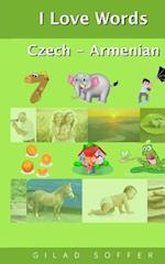 I Love Words Czech - Armenian