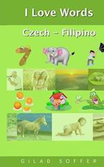 I Love Words Czech - Filipino