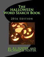 The Halloween Word Search Book