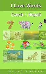 I Love Words Czech - Nepali