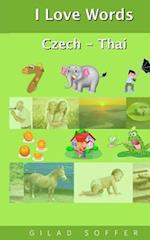 I Love Words Czech - Thai