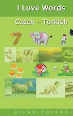 I Love Words Czech - Turkish