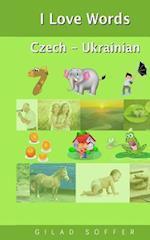 I Love Words Czech - Ukrainian