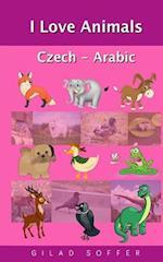 I Love Animals Czech - Arabic