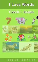I Love Words Czech - Arabic