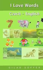 I Love Words Czech - English