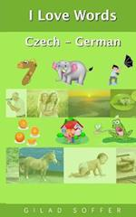 I Love Words Czech - German
