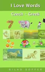 I Love Words Czech - Greek