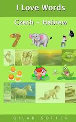I Love Words Czech - Hebrew