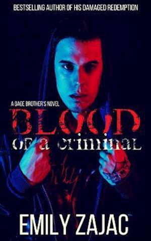 Bog, paperback Blood of a Criminal af Emily Zajac