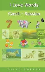 I Love Words Czech - Russian