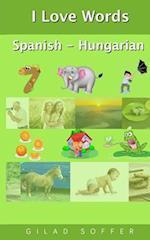 I Love Words Spanish - Hungarian