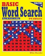 Basic Word Search Puzzles, Vol. 3