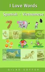 I Love Words Spanish - Vietnamese