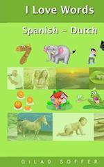 I Love Words Spanish - Dutch
