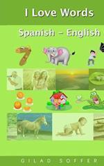 I Love Words Spanish - English