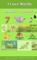 I Love Words Spanish - Romanian