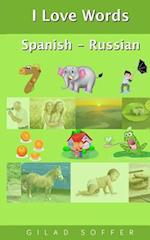 I Love Words Spanish - Russian